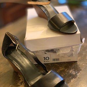 NWT Wedge Sandals